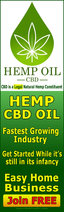 CBD Oil - Easy Home Business