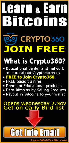 Learn About CryptoCurrency Crypto360