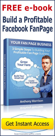 How to grow your FanPage