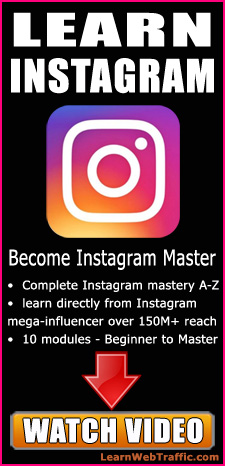 Learn Instagram - become Instagram Master