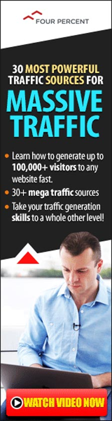 Learn how to get webtraffic to any website