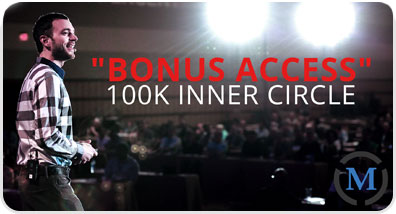 Anthony Morrisons 100K Inner Circle