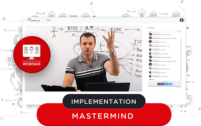 Four Percent Success Challenge for Affiliate Marketers  Implementation Mastermind