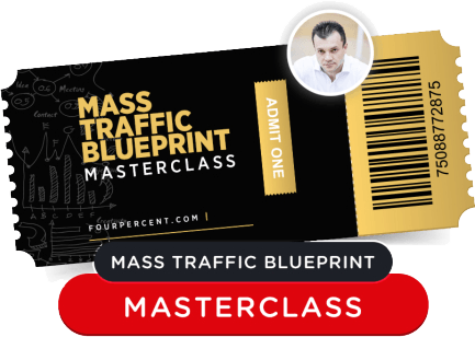 Four Percent Success Challenge for Affiliate Marketers Mass Traffic Blueprint MasterClass