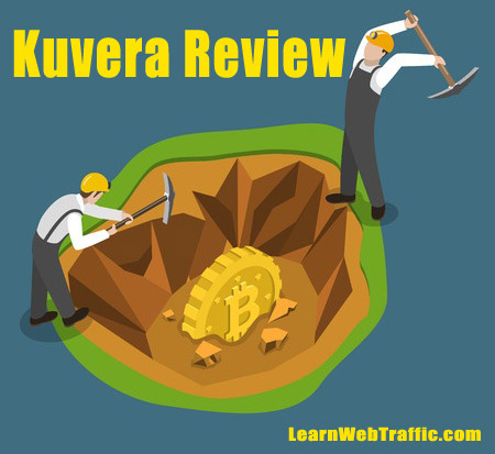 Crypto mining with Kuvera