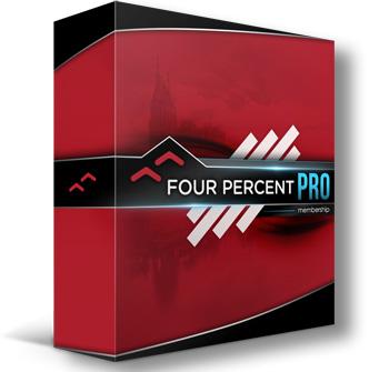 Four Percent Pro member